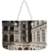 Open Staircase Chateau Chambord - France Weekender Tote Bag