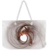 Open To Love Fine Fractalart Weekender Tote Bag