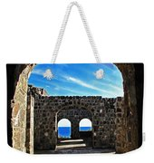 Open To The Sky Weekender Tote Bag