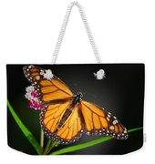 Open Wings Monarch Butterfly Weekender Tote Bag