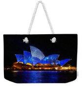 Opera House Sydney Australia Weekender Tote Bag