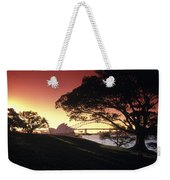Opera Tree Weekender Tote Bag