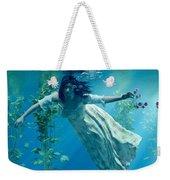 Ophelia Weekender Tote Bag by Daniel Eskridge