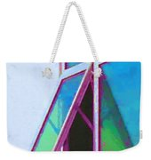 Window Of Opportunity  Weekender Tote Bag
