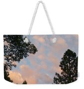 Opposite The Sunset Weekender Tote Bag