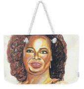 Oprah Winfrey Weekender Tote Bag