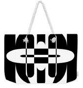 Opt Art 6 Weekender Tote Bag