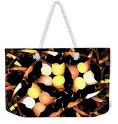 Optical Illusion Weekender Tote Bag