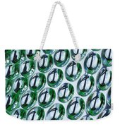Optical Illusion 2 Weekender Tote Bag