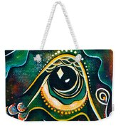 Optimist Spirit Eye Weekender Tote Bag