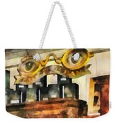 Optometrist - Spectacles Shop Weekender Tote Bag