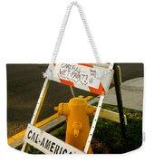 Orange And Ninth Coronado California Weekender Tote Bag