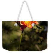 Orange And Yellow Rose Weekender Tote Bag