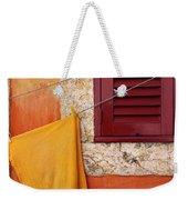 Orange Cloth  Weekender Tote Bag
