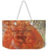 Orange Crush Weekender Tote Bag