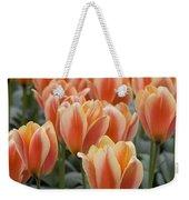 Orange Dutch Tulips Weekender Tote Bag
