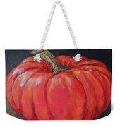 Orange Fairytale Pumpkin Weekender Tote Bag