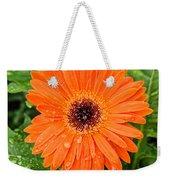 Orange Gerber Daisy 2 Weekender Tote Bag