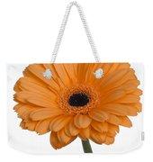 Orange Gerbera Daisy Weekender Tote Bag