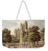 Orange Grove, From Bath Illustrated Weekender Tote Bag