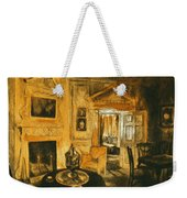 Orange Light At Mount Vernon Weekender Tote Bag