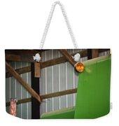 Orange Light Weekender Tote Bag