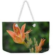Orange Lily Photo 2 Weekender Tote Bag