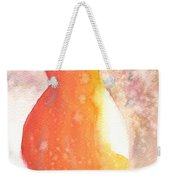 Orange Pear2 Weekender Tote Bag
