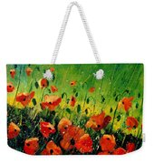 Orange Poppies  Weekender Tote Bag