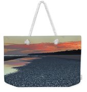 Orange Reflections Weekender Tote Bag