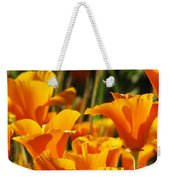 Orange Rising Weekender Tote Bag