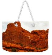 Orange Rock Weekender Tote Bag