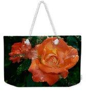 Orange Rose II Weekender Tote Bag
