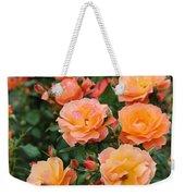 Orange Roses Weekender Tote Bag