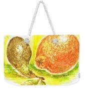 Oranges And Pears Weekender Tote Bag