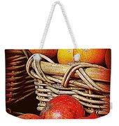 Oranges And Persimmons Weekender Tote Bag