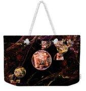 Orbs Of Infinity Weekender Tote Bag