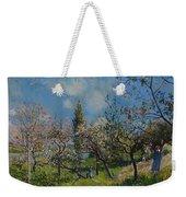 Orchard In Spring Weekender Tote Bag