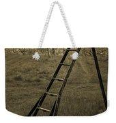 Orchard Ladder Weekender Tote Bag