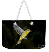 Orchard Oriole Hen Weekender Tote Bag