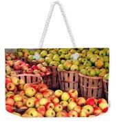 Orchard Time Weekender Tote Bag