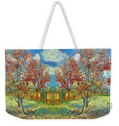 Orchards Weekender Tote Bag