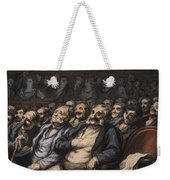 Orchestra Seat Weekender Tote Bag
