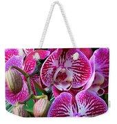 Radiant Orchid  Weekender Tote Bag