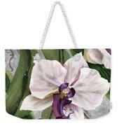 Orchid A - Phalaenopsis Weekender Tote Bag