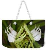 Orchid Arms Weekender Tote Bag