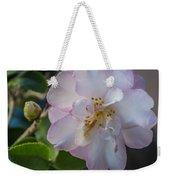 Orchid Camellia Weekender Tote Bag