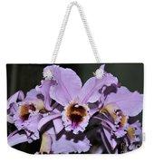 Orchid Cattleya Percivaliana Christmas Cattleya Weekender Tote Bag