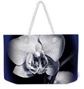 Orchid Elegance 2 Weekender Tote Bag