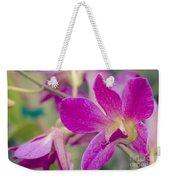 Orchid - Haliimaile Spring Pink Weekender Tote Bag